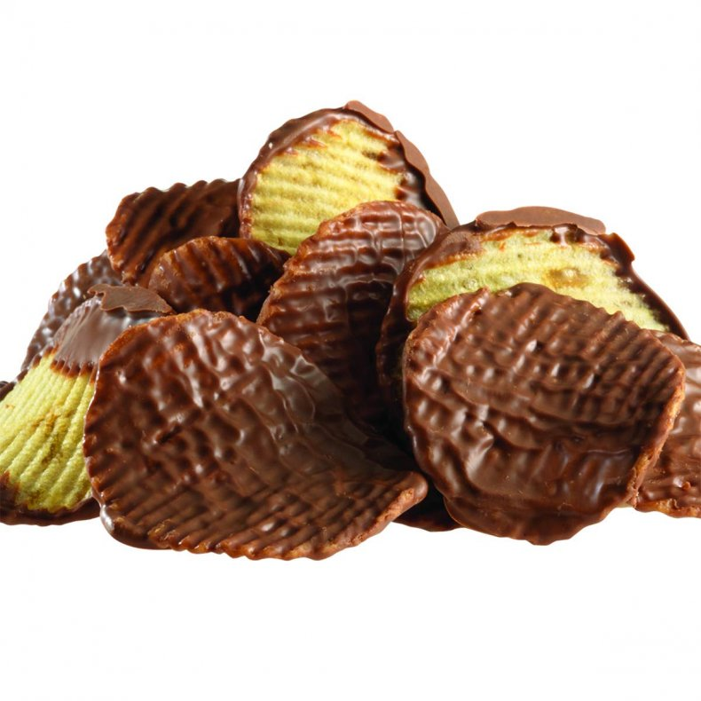 Sander's potato chips