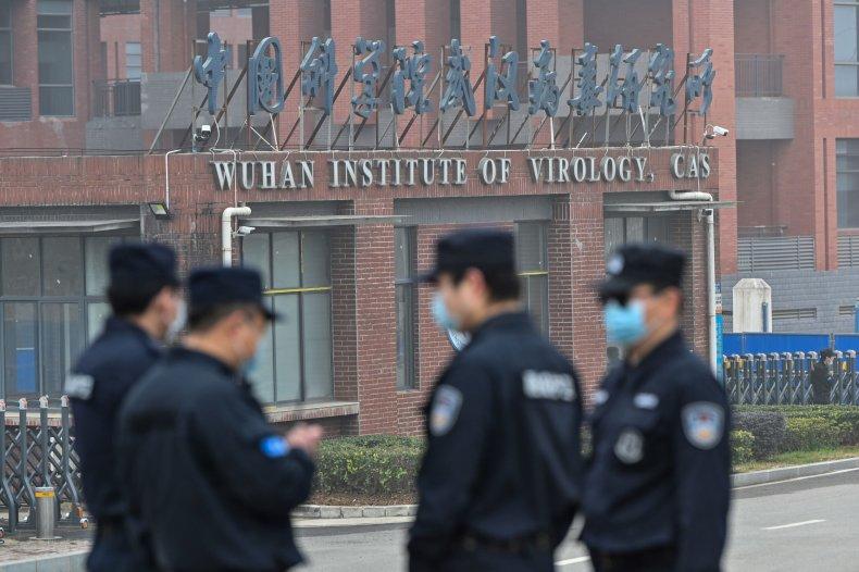 Institute of Virology in Wuhan