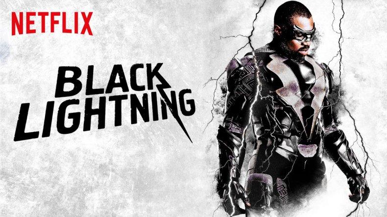 black lightning season 4 netflix release date