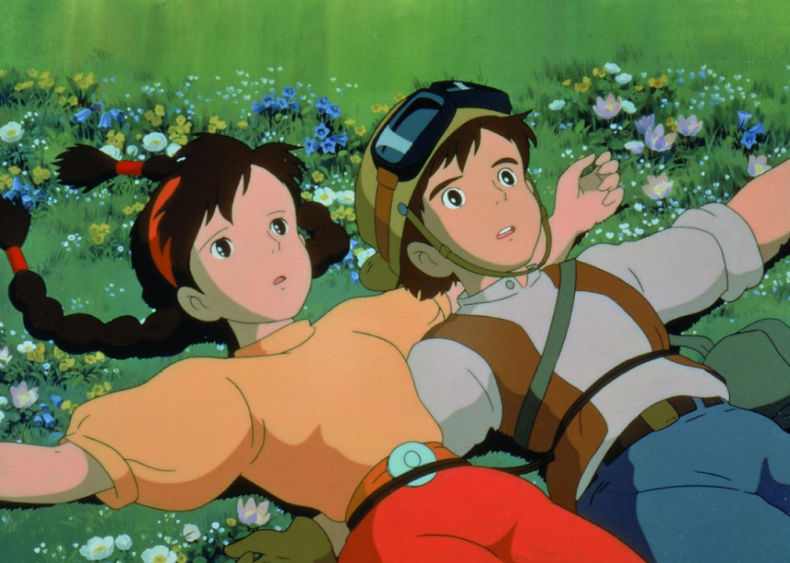 #96. Castle in the Sky (1989)