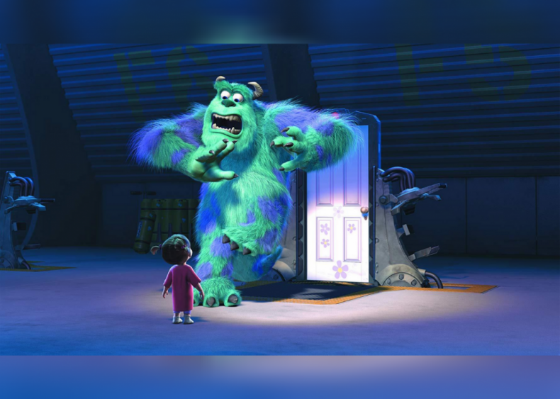 #88. Monsters, Inc. (2001)