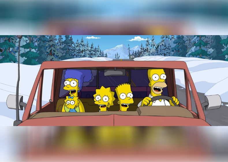 #84. The Simpsons Movie (2007)