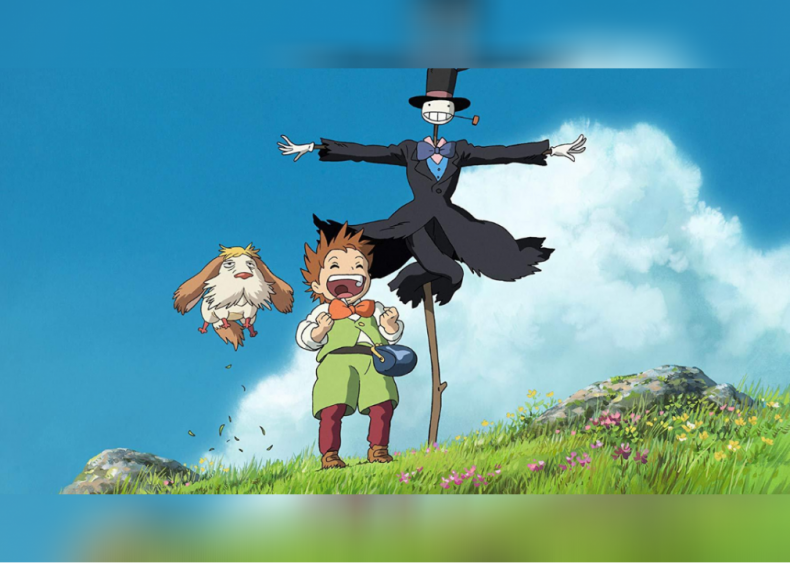 #83. Howl's Moving Castle (2005)