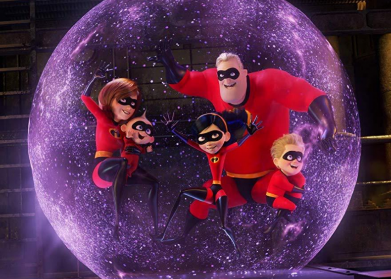 #81. Incredibles 2 (2018)