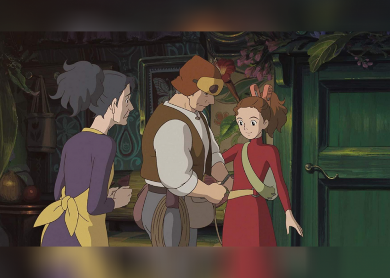 #80. The Secret World of Arrietty (2012)