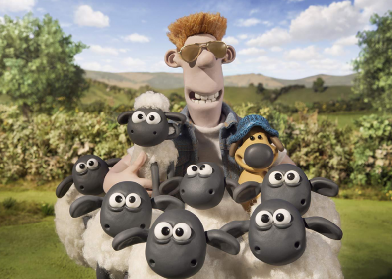 #73. Shaun the Sheep Movie (2015)