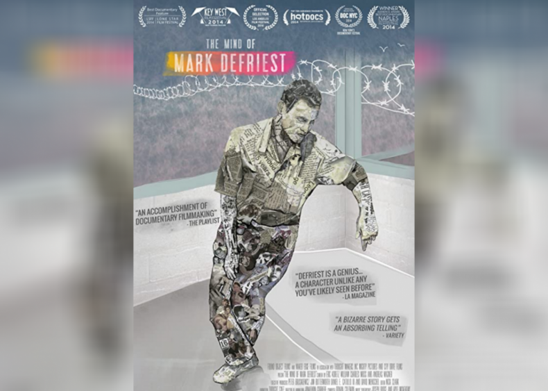 #69. The Life and Mind of Mark DeFriest (2015)