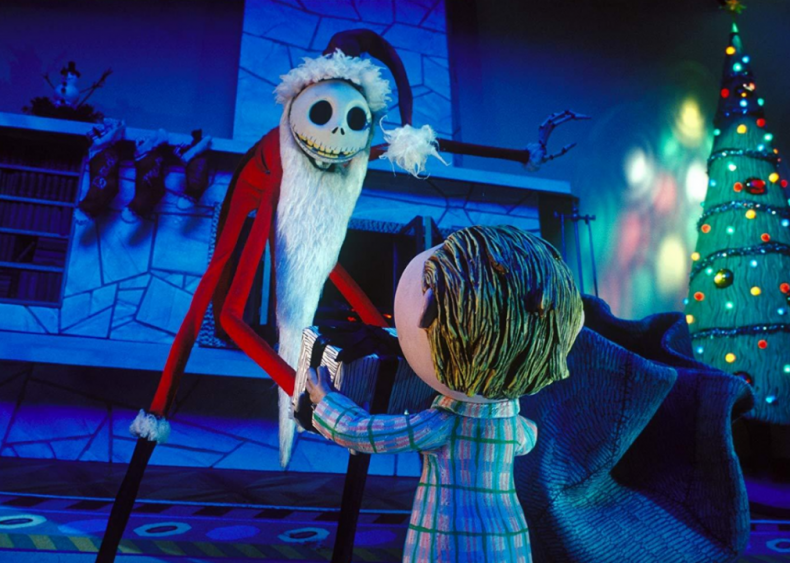 #65. The Nightmare Before Christmas (1993)