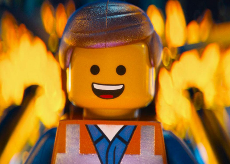 #59. The LEGO Movie (2014)