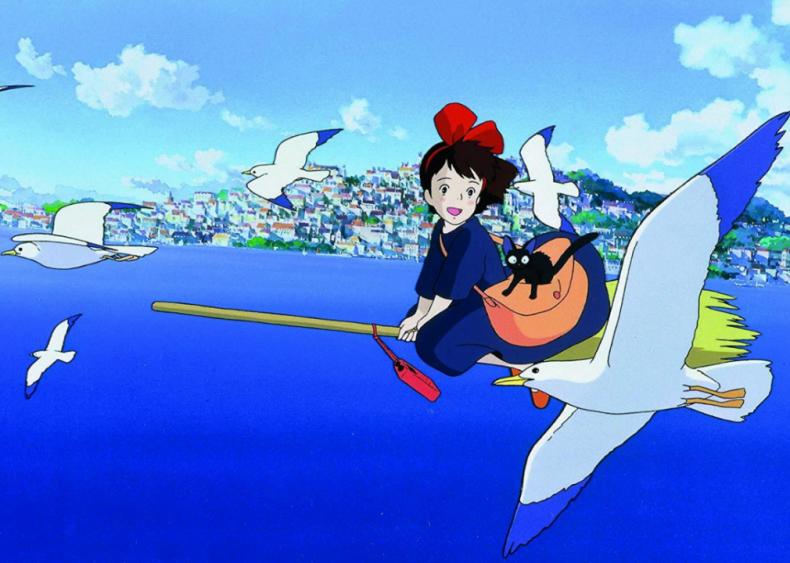 #55. Kiki's Delivery Service (1989)