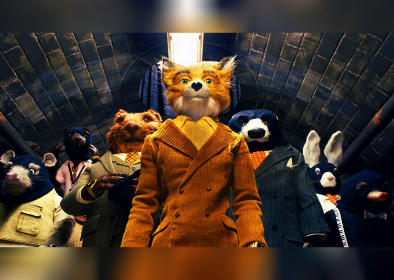 #53. Fantastic Mr. Fox (2009)