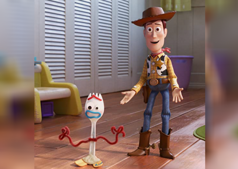 #50. Toy Story 4 (2019)