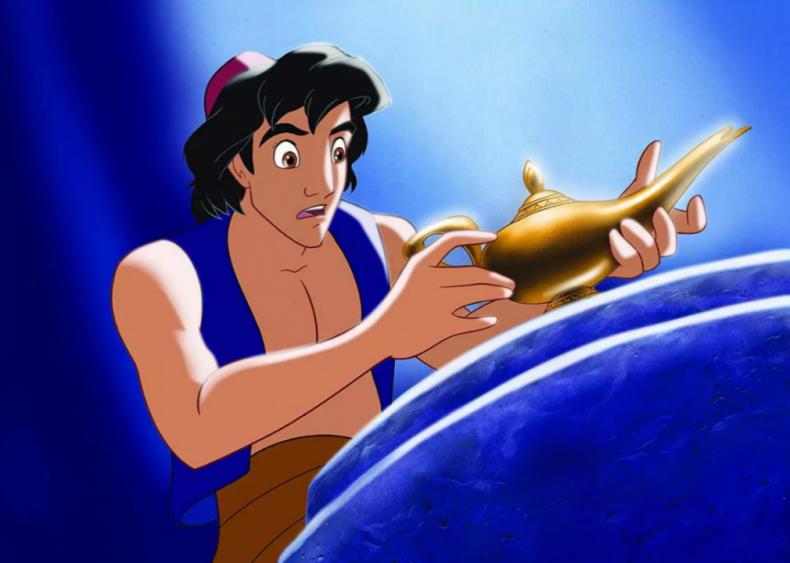 #40. Aladdin (1992)