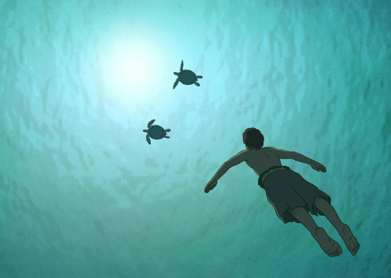 #38. The Red Turtle (2017)