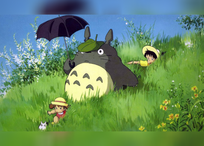 #37. My Neighbor Totoro (1988)