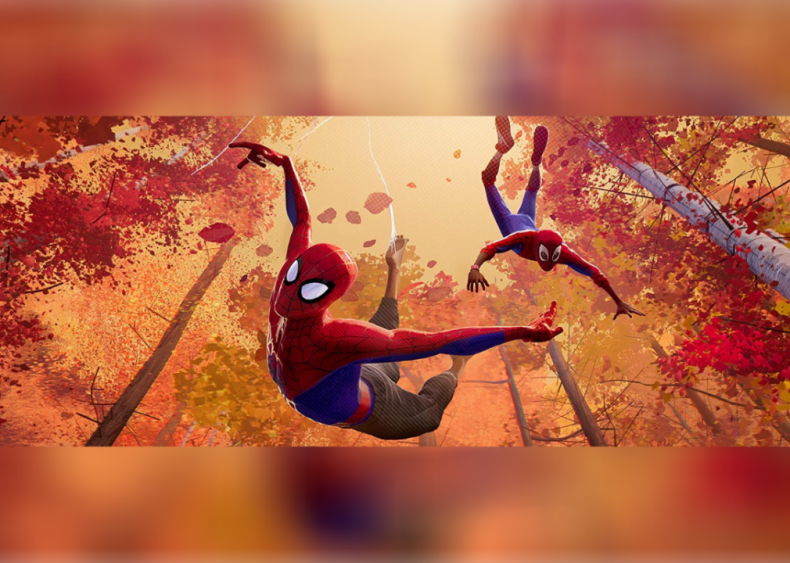 #34. Spider-Man: Into the Spider-Verse (2018)