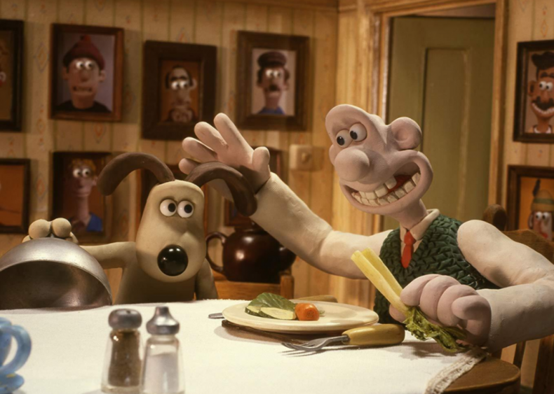 #33. Wallace & Gromit: The Curse of the Were-Rabbit (2005)