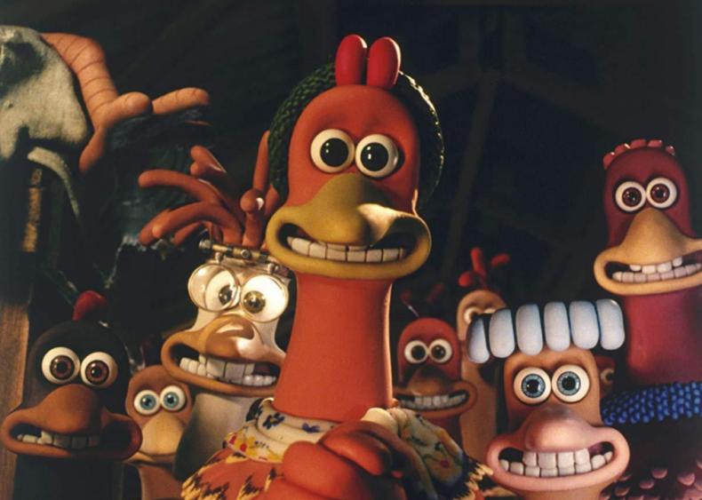 #28. Chicken Run (2000)