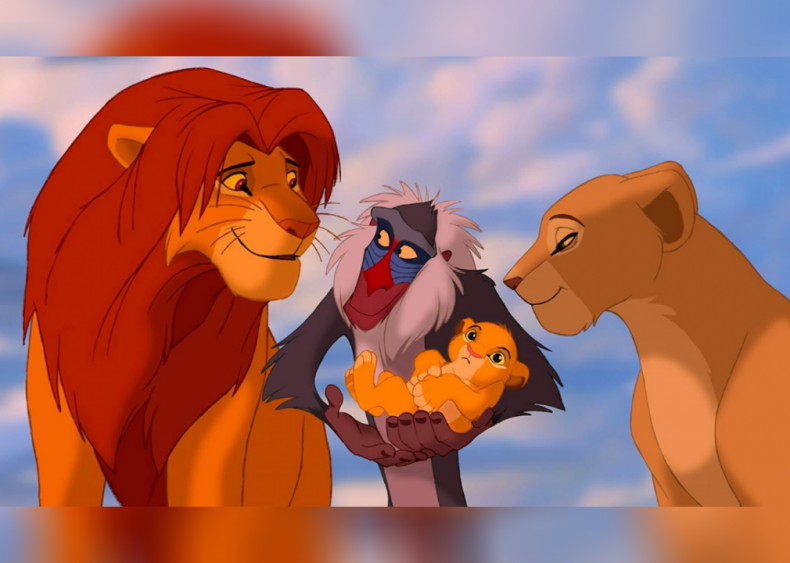 #25. The Lion King (1994)