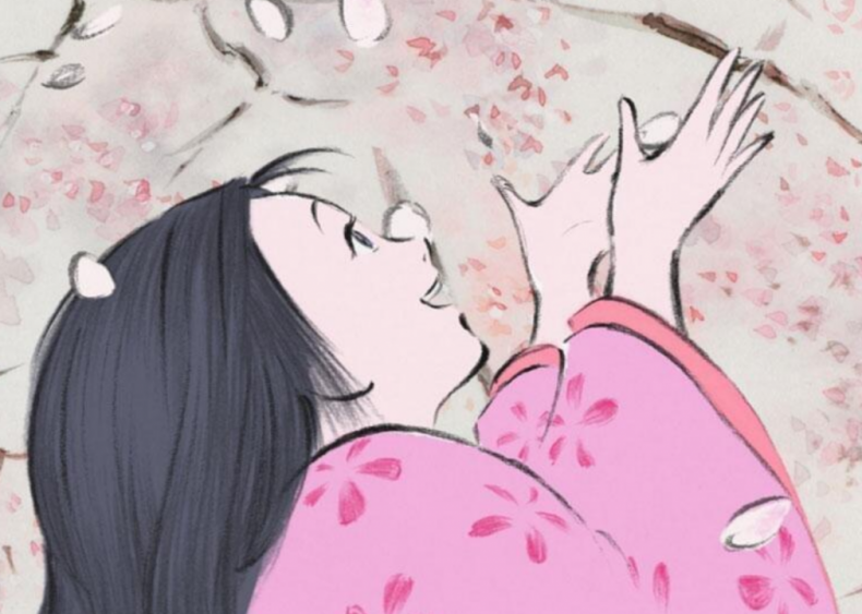 #24. The Tale of The Princess Kaguya (2014)