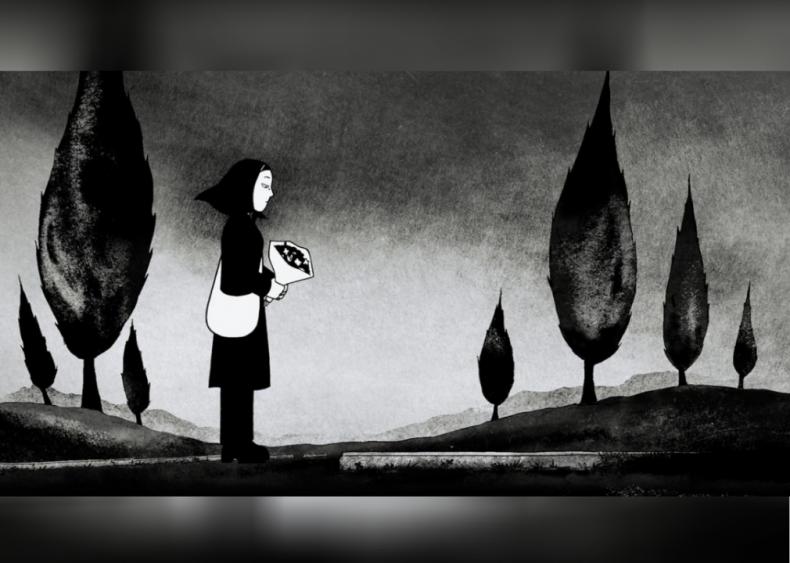 #23. Persepolis (2007)
