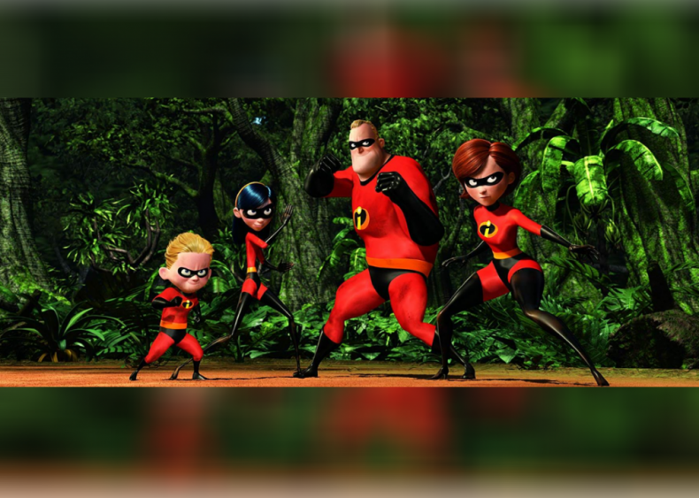 #21. The Incredibles (2004)