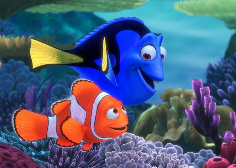#20. Finding Nemo (2003)