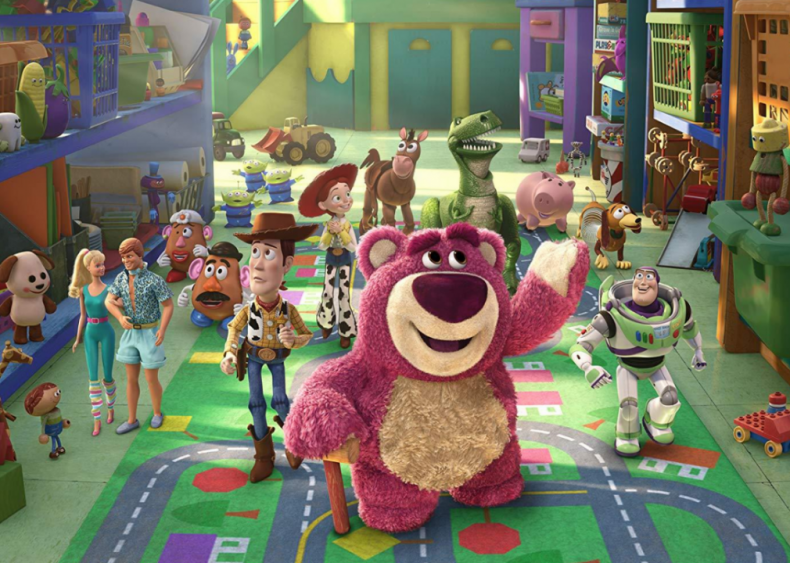 #13. Toy Story 3 (2010)