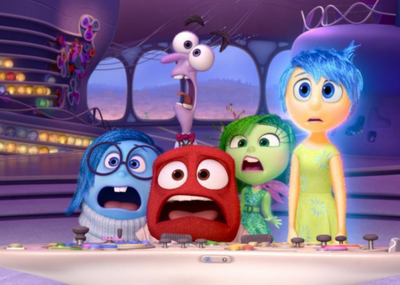 #11. Inside Out (2015)