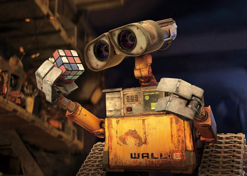 #9. WALL-E (2008)