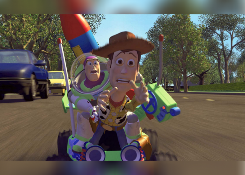 #7. Toy Story (1995)