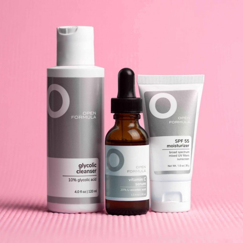 Open Formula Anti Aging Routine Supersets