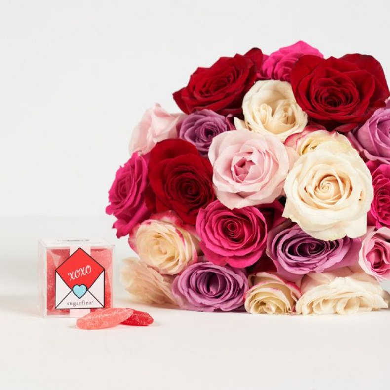 Valentine's Day Roses Bouqs co.