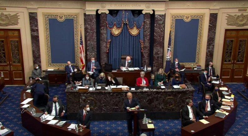 impeachment trial against trump begins in senate