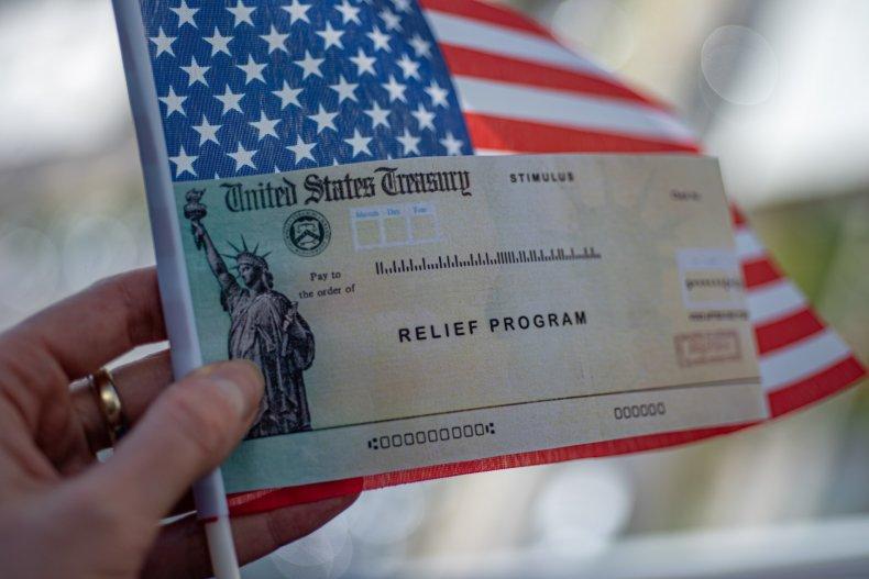 Stimulus Checks Economy Payments Savings Debt
