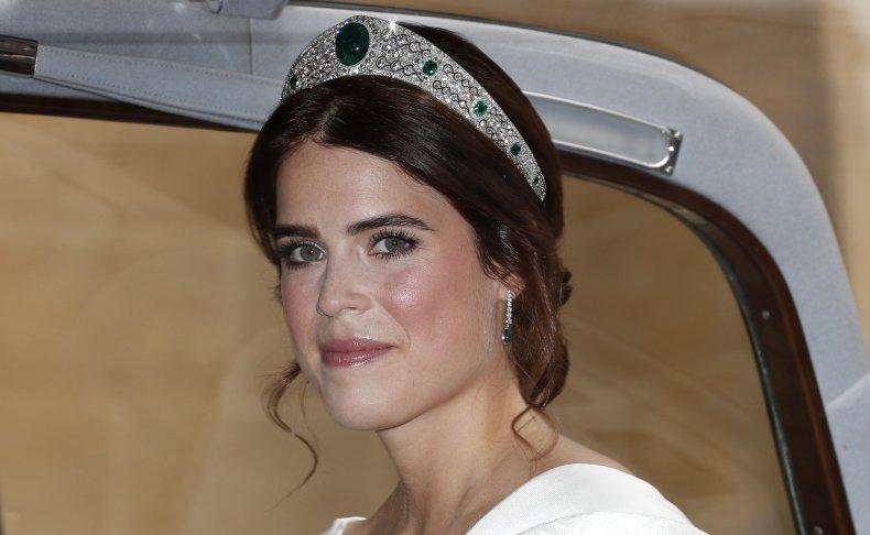 Princess Eugenie Marries Jack Brooksbank in Windsor