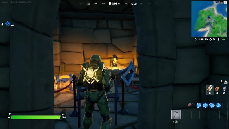 fortnite love potion locations collect 1 gameplay