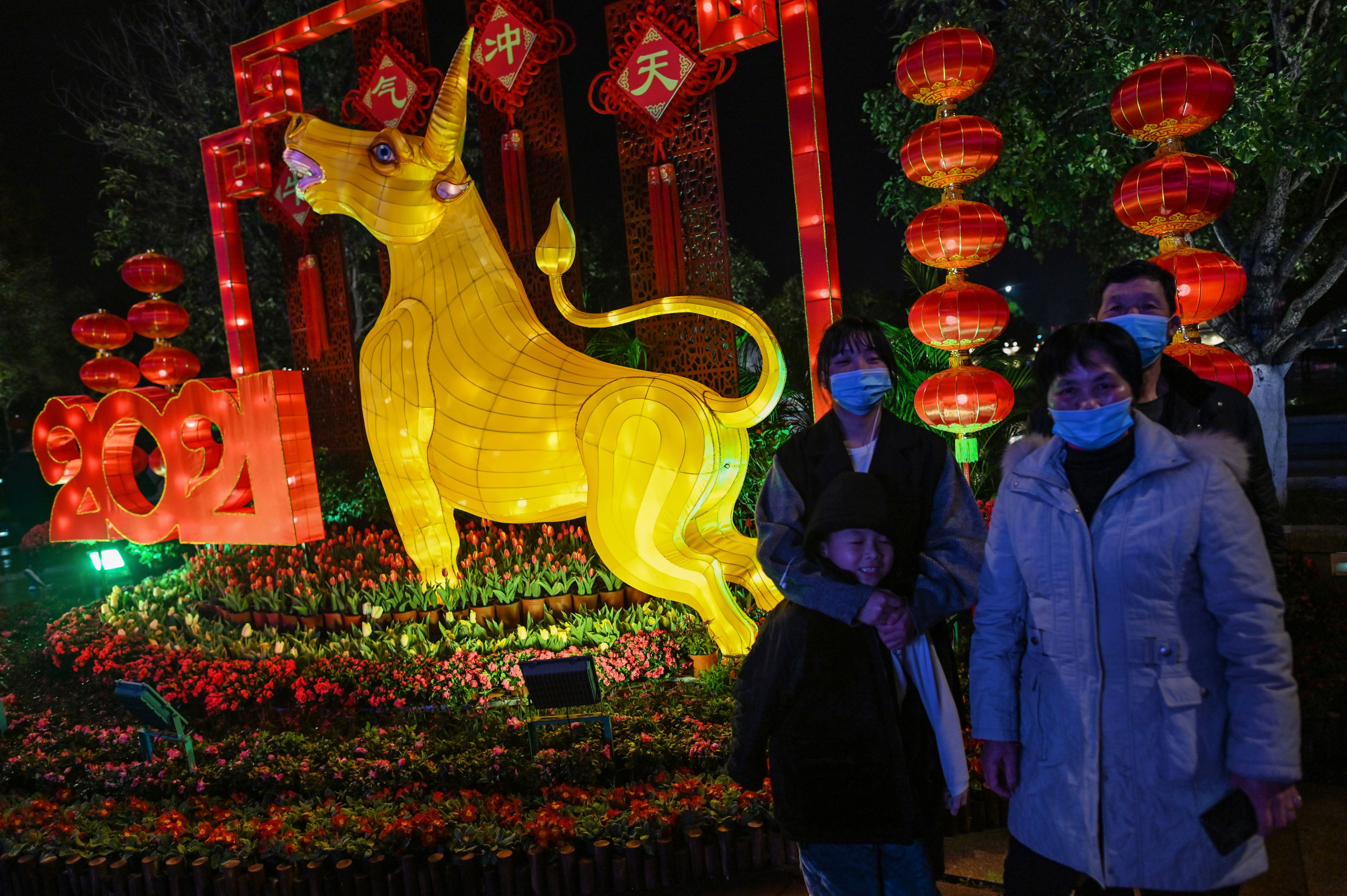 Happy Chinese New Year 2021 Greetings, Images and Memes to Share