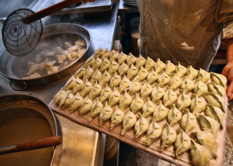 Preparing traditional foods