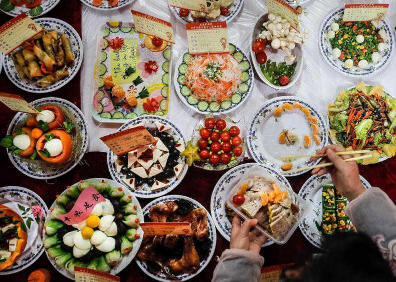 Reunion Feast