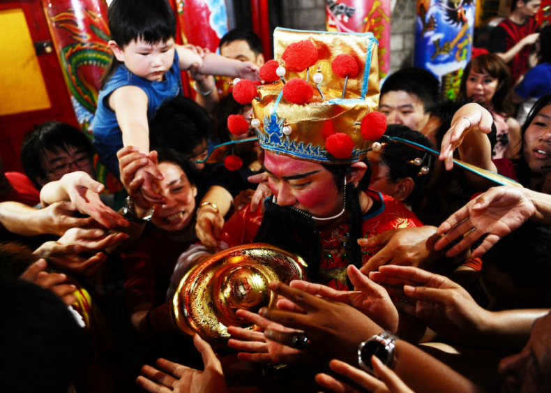 Folk pageantry