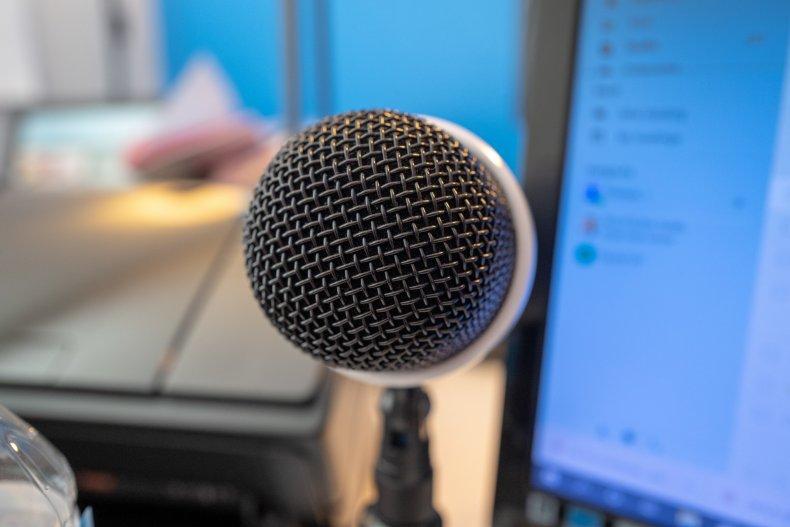 Microphone Voiceover Acting TikTok Challenge