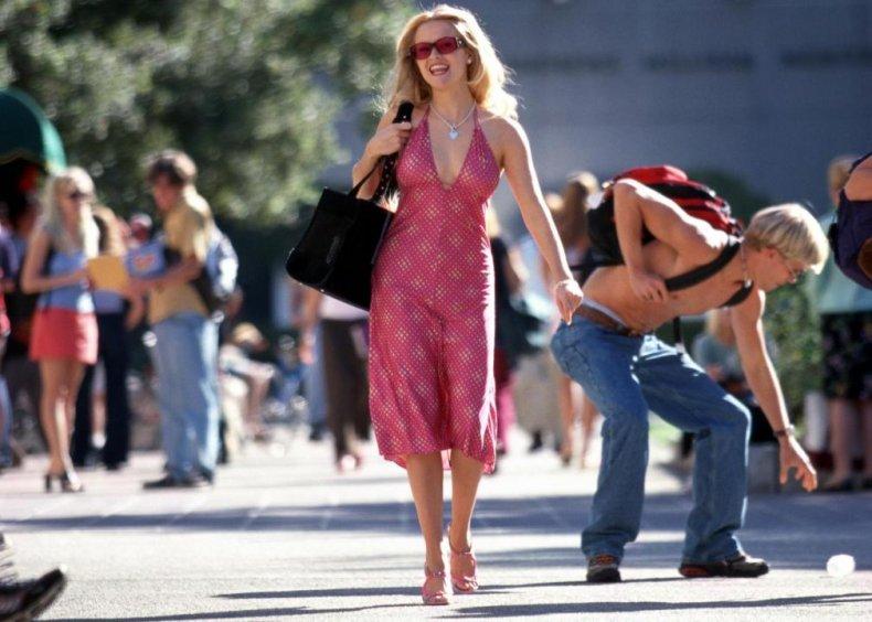 #34. Legally Blonde (2001)