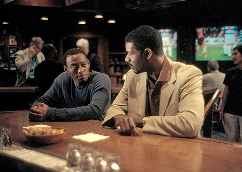 #17. Love & Basketball (2000)