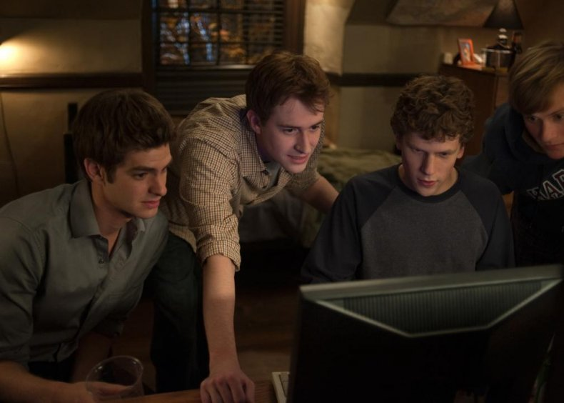 #3. The Social Network (2010)