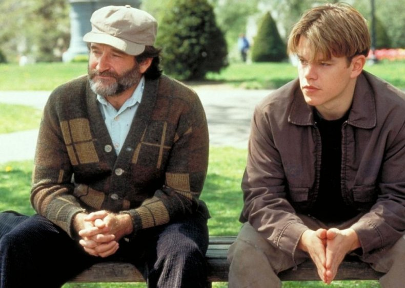 #1. Good Will Hunting (1997)
