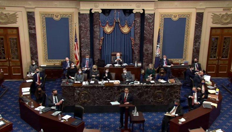 Senate impeachment
