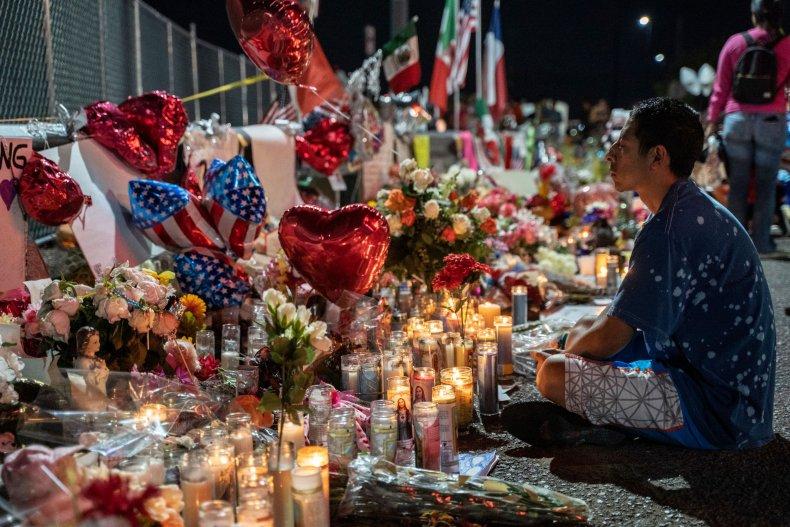 el paso, shooting, victims, memorial
