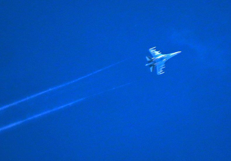 russia, su-27, idlib, war, syria