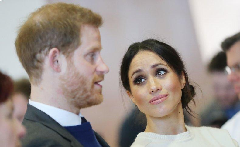 Meghan Markle, Prince Harry in Belfast
